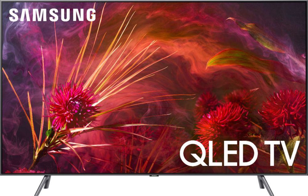 """Samsung - 75"""" Class - LED - Q8F Series - 2160p - Smart - 4K UHD TV with HDR largeFrontImage"""