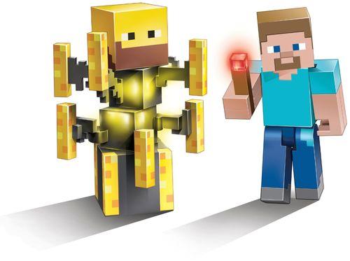 Mattel Minecraft - Light-Up Figure 6202709