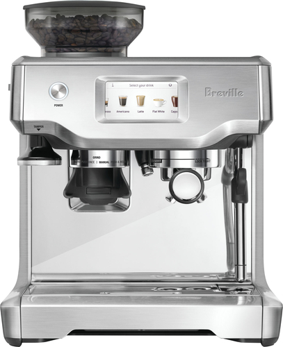 Breville - Barista Touch Coffeemaker - Stainless Steel 6203022