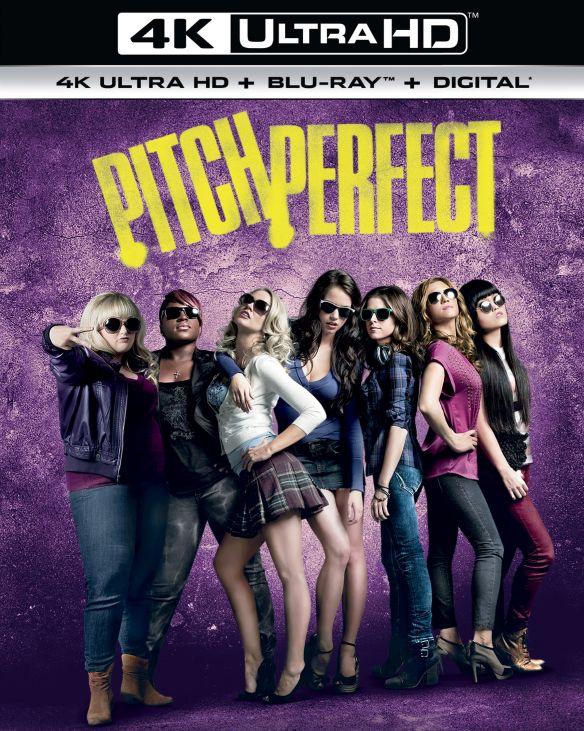 Pitch Perfect [4K Ultra HD Blu-ray/Blu-ray] [2012] 6203101