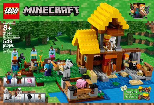 LEGO - Minecraft The Farm Cottage 6203196
