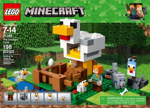 LEGO - Minecraft The Chicken Coop 6203198