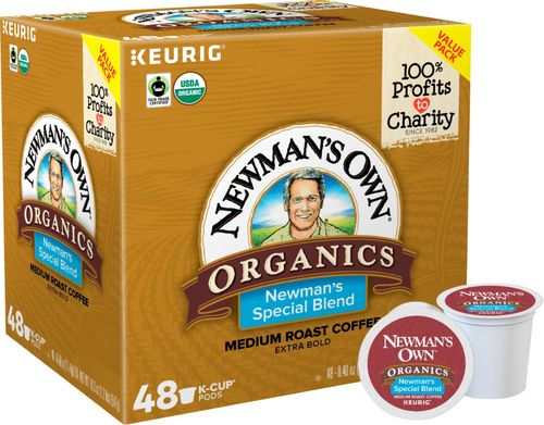 Keurig - Newman's Own K-Cup Pods (48-Pack) 6203572