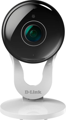D-Link - DCS Indoor 1080p Wi-Fi Network Surveillance Camera - White