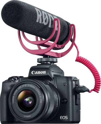 Canon - EOS M50 Mirrorless...