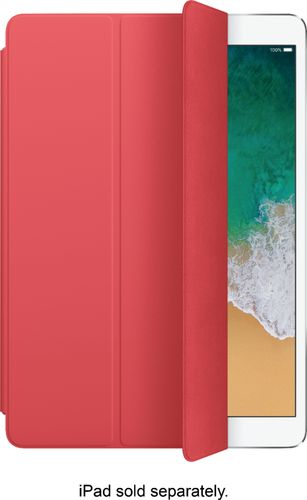 Apple - Smart Cover for 10.5-inch iPad Pro - Red Raspberry