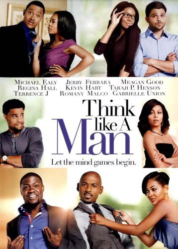 Think Like a Man [Includes Digital Copy] [UltraViolet] [DVD] [2012] 6209407