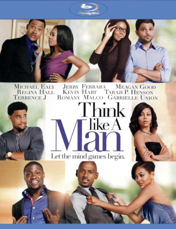 Think Like a Man [Includes Digital Copy] [UltraViolet] [Blu-ray] [2012] 6209443
