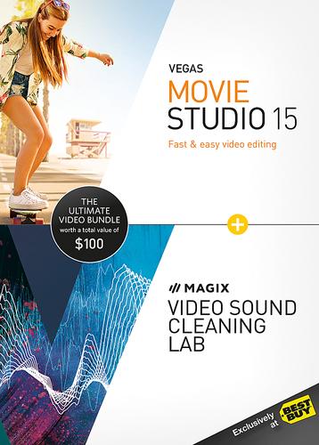 VEGAS Movie Studio 15...