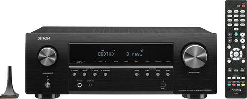 Denon - AVR 750W 5.2-Ch....