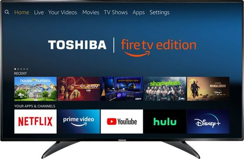 "Toshiba - 49"" Class – LED - 1080p – Smart - HDTV – Fire TV Edition"