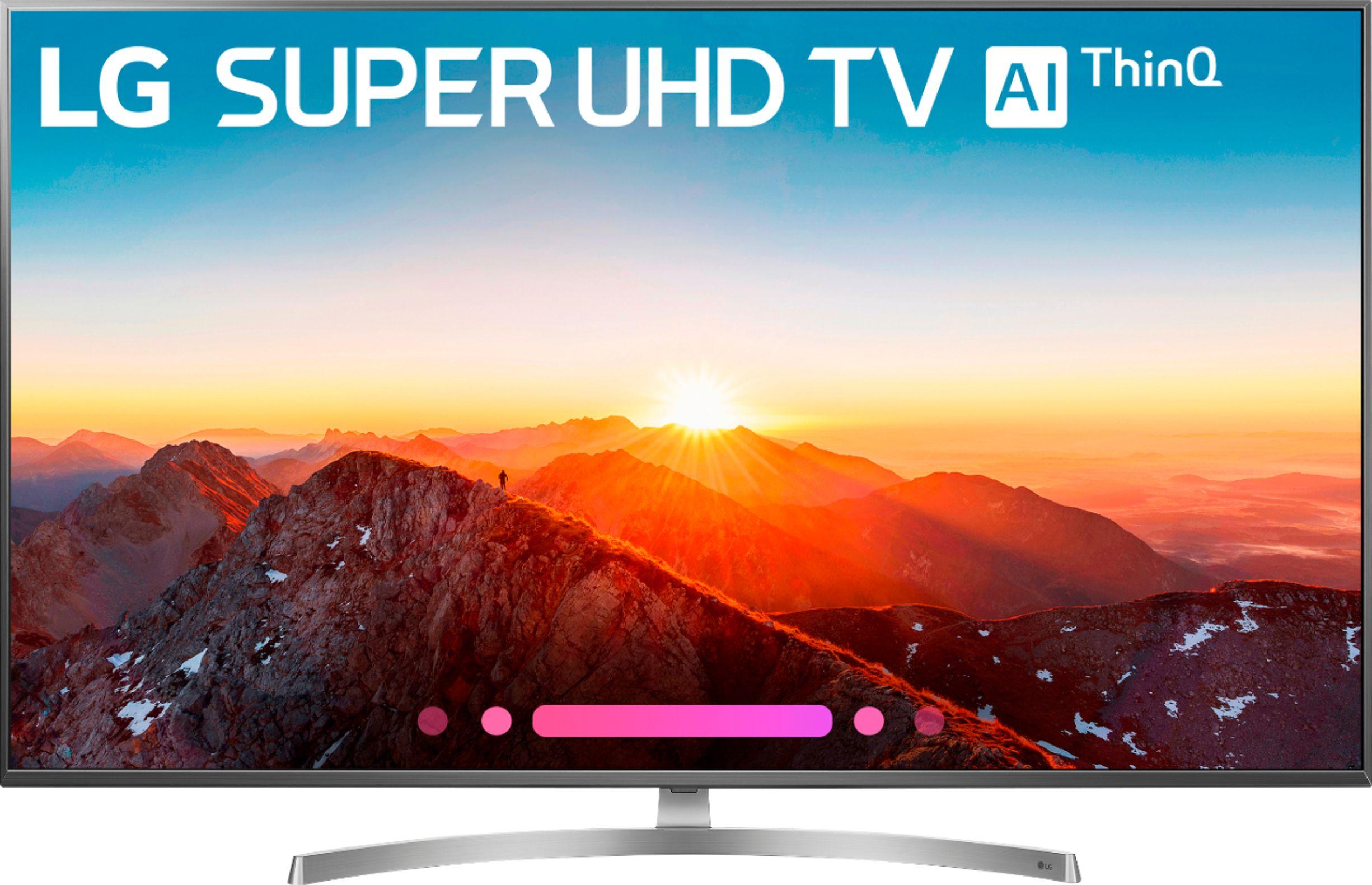 "LG 55"" Class LED SK8000PUA Series 2160p Smart 4K UHD TV with HDR 55SK8000PUA"