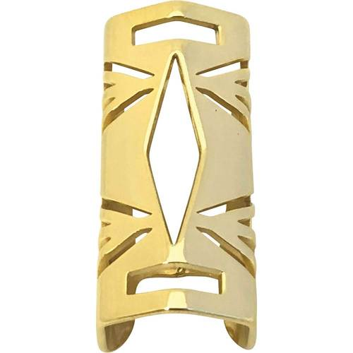 Funktional Wearables - The HAYDEN Protective Cover for Fitbit Flex 2 Activity Tracker - Gold