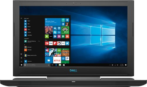 Dell G7 15 Laptop: Core i7-8750H, 16GB RAM, GTX 1060 Graphics, 128GB SSD + 1TB HDD, 15.6u0022 Full HD Display