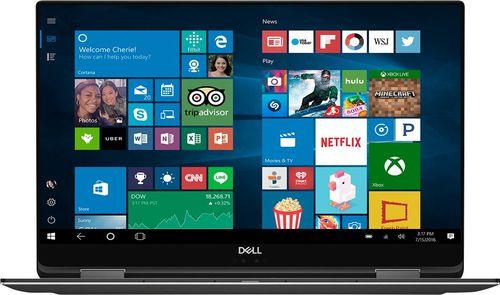 Dell XPS 15 9575 2-in-1 - Flip design - Core i7 8705G / 3.1 GHz - Win 10 Home 64-bit - 16 GB RAM - 256 GB SSD - 15.6u0022 IPS touchscreen 3840 x 2160 (Ultra HD 4K) - Radeon RX Vega 870 - Wi-Fi, Bluetooth - black - kbd: English