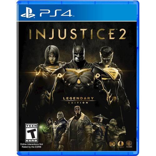 Injustice 2 Legendary Edition - PlayStation 4 6212815