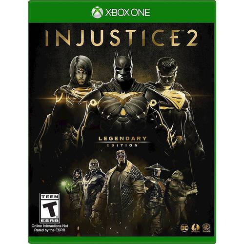 Injustice 2 Legendary...