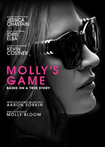 Molly's Game [DVD] [2017]...