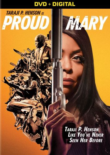 Proud Mary [Includes Digital Copy] [DVD] [2018]