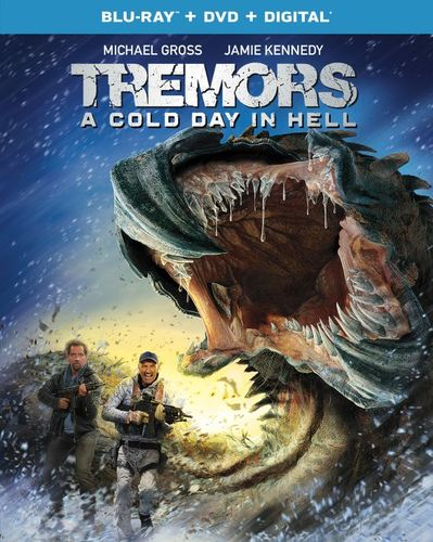 Tremors: A Cold Day in Hell [Blu-ray] [2018] 6213251