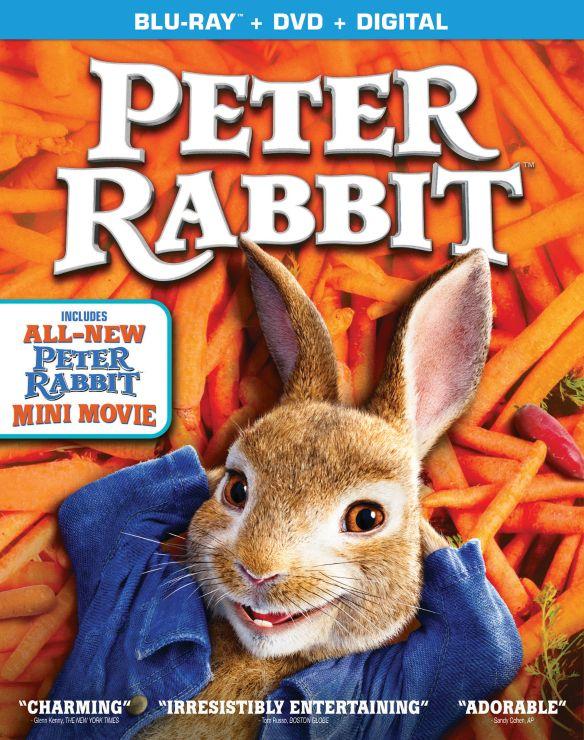 Peter Rabbit [Blu-ray/DVD] [2018] 6213276
