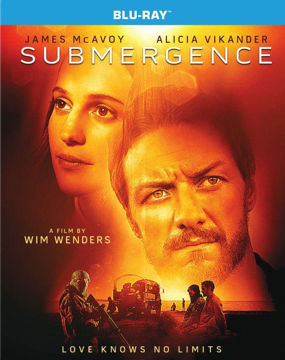 Submergence [Blu-ray] [2017] 6213278