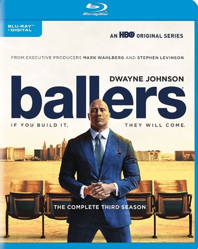 Ballers: The Complete Third Season [Blu-ray] 6214684