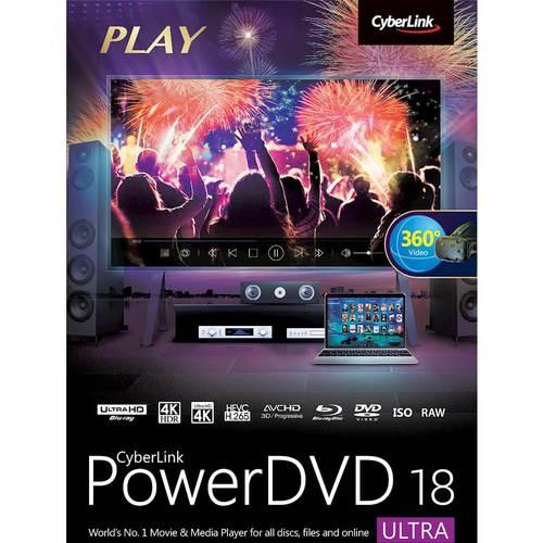 PowerDVD Ultra 18 - Windows...