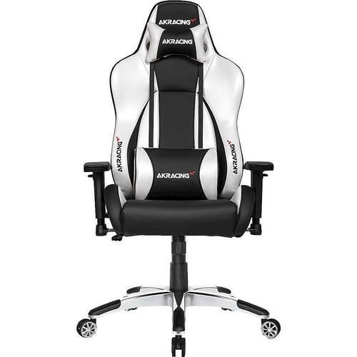 AKRACING - Masters Series Premium Gaming Chair - Silver