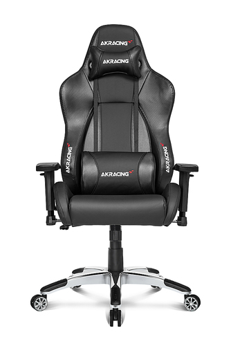 AKRacing Premium Gaming Chair, Carbon Black