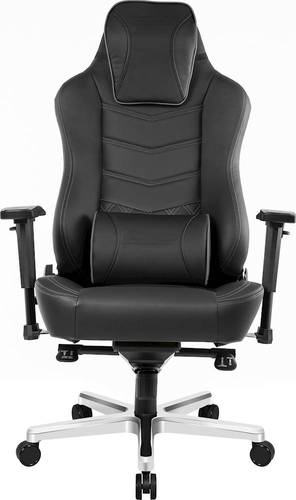 AKRacing Onyx Office Chair, Real Leather