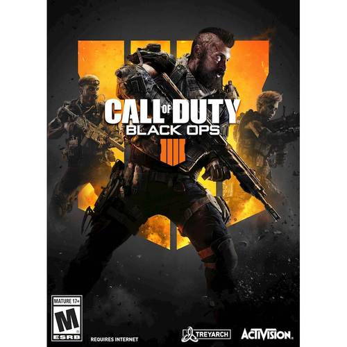 Call of Duty: Black Ops 4, Activision, PC, 047875335615