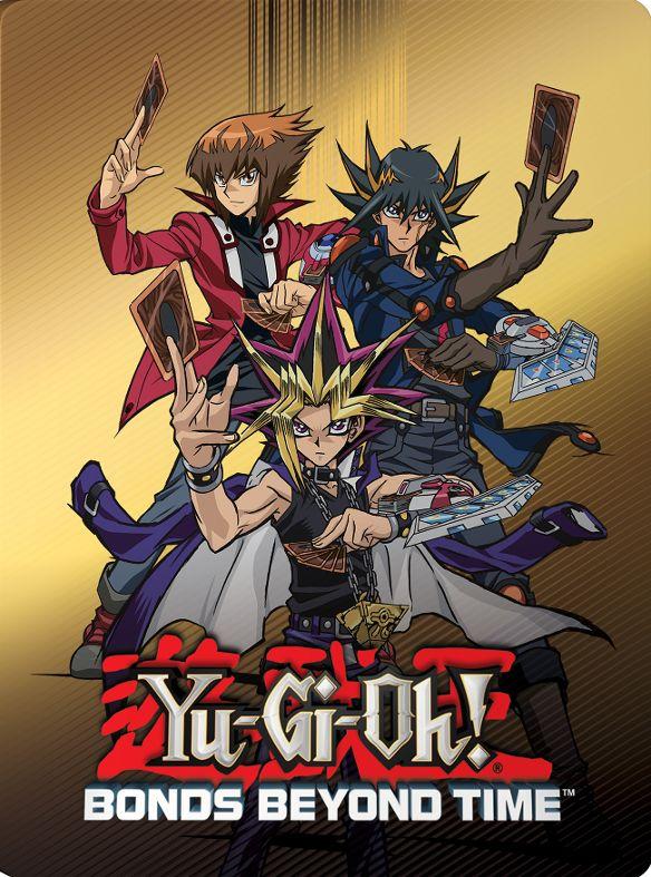 Yu-Gi-Oh!: Bonds Beyond Time [SteelBook] [Blu-ray] [2010] 6216349