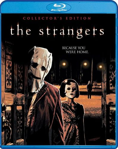 The Strangers [Collector's Edition] [Blu-ray] [2008] 6216353