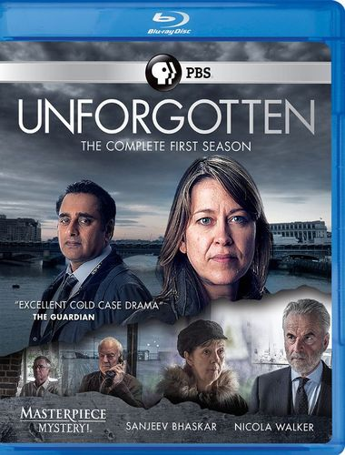 Unforgotten: The Complete First Season [Blu-ray] 6216354