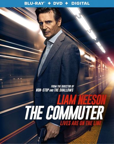 The Commuter [Includes Digital Copy] [Blu-ray/DVD] [2018] 6216408