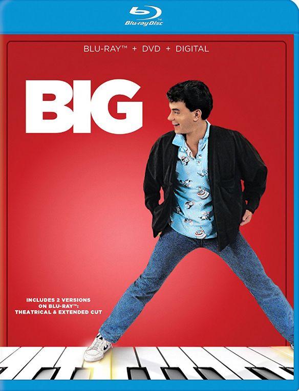 Big [Blu-ray] [1988] 6218404