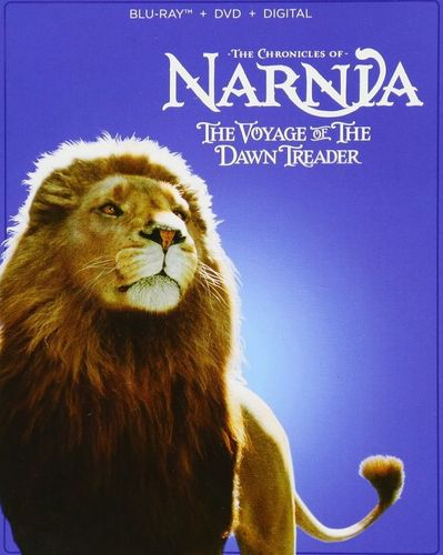 The Chronicles of Narnia: The Voyage of the Dawn Treader [Blu-ray] [2010] 6218711