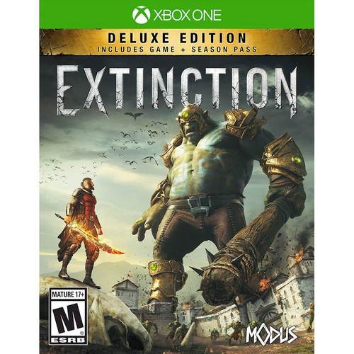 Extinction Deluxe Edition...