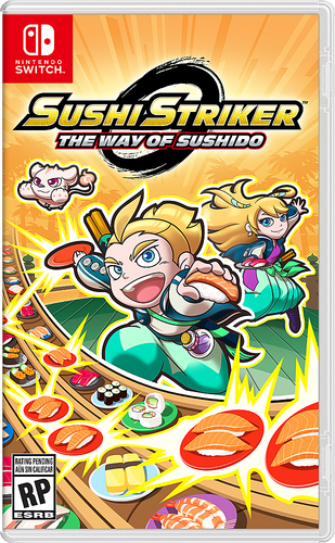 Sushi Striker: The Way...