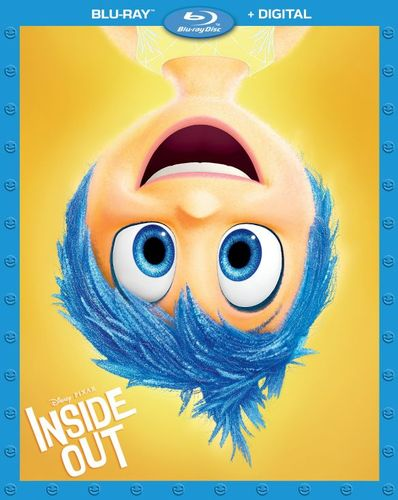 Inside Out [Blu-ray] [2015] 6219600