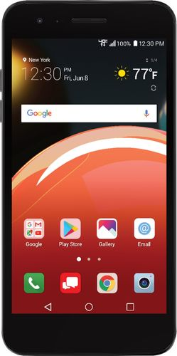 Verizon Prepaid LG Zone 4 (16 GB) - Blue