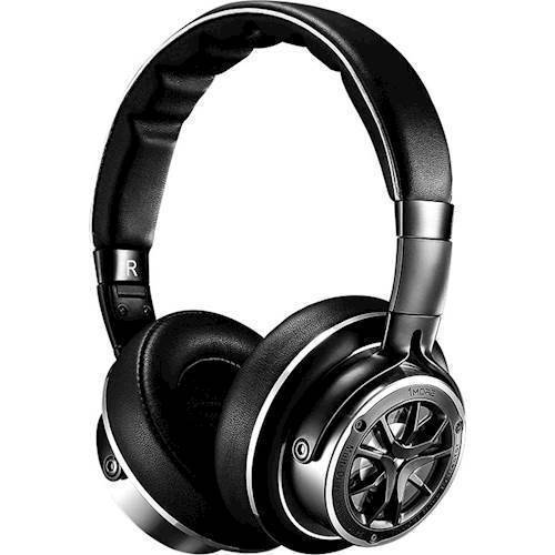1MORE - Triple Driver Wired Over-the-Ear Headphones - Titanium