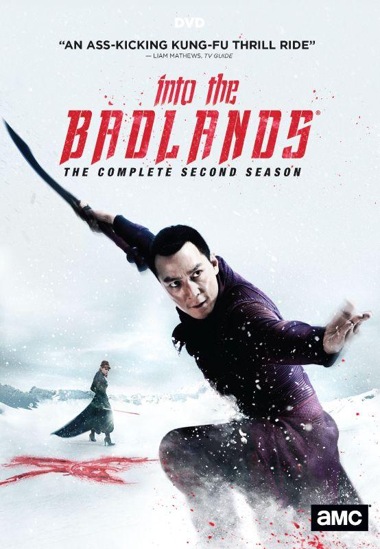 Into the Badlands: Season 2 [DVD] 6220545