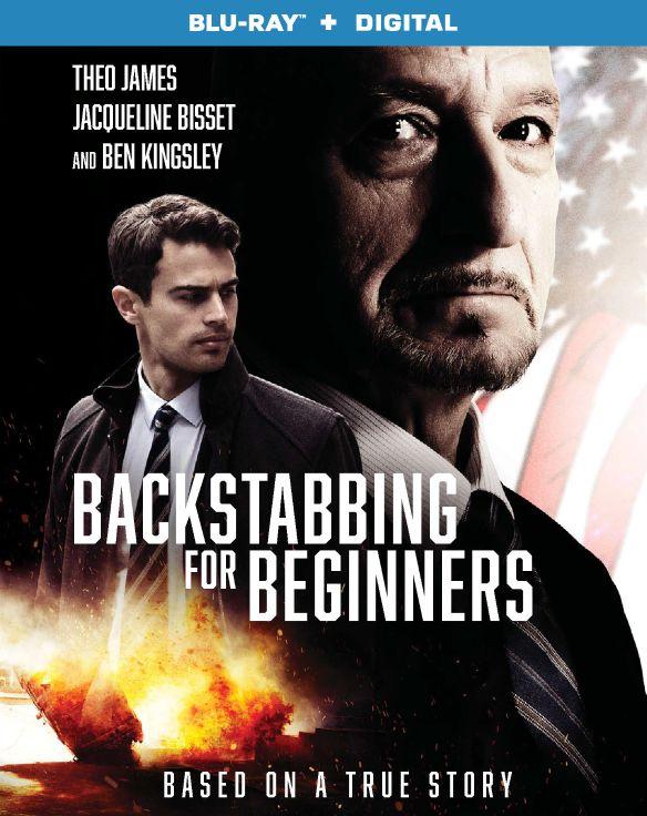 Backstabbing for Beginners [Blu-ray] [2018] 6220551