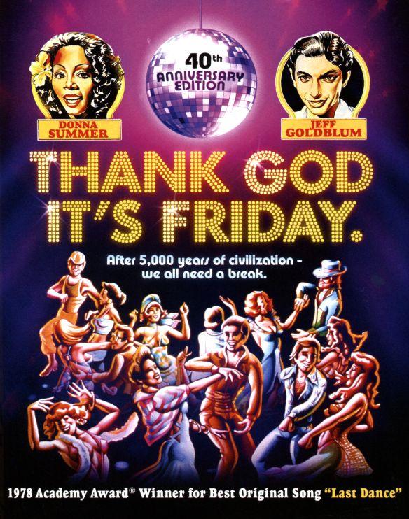 Thank God It's Friday [Blu-ray] [1978] 6220605
