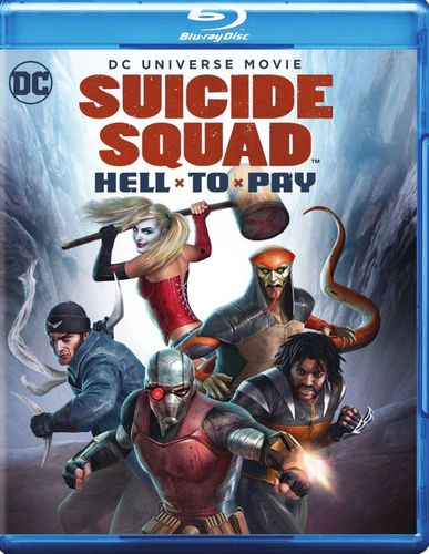 Suicide Squad: Hell to Pay [Blu-ray/DVD] [2018] 6220623