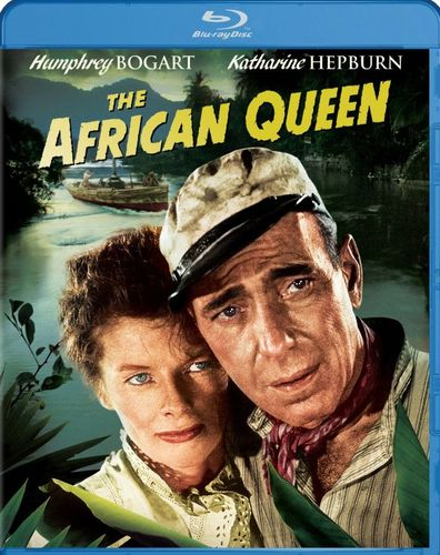 The African Queen [Blu-ray] [1951] 6220685