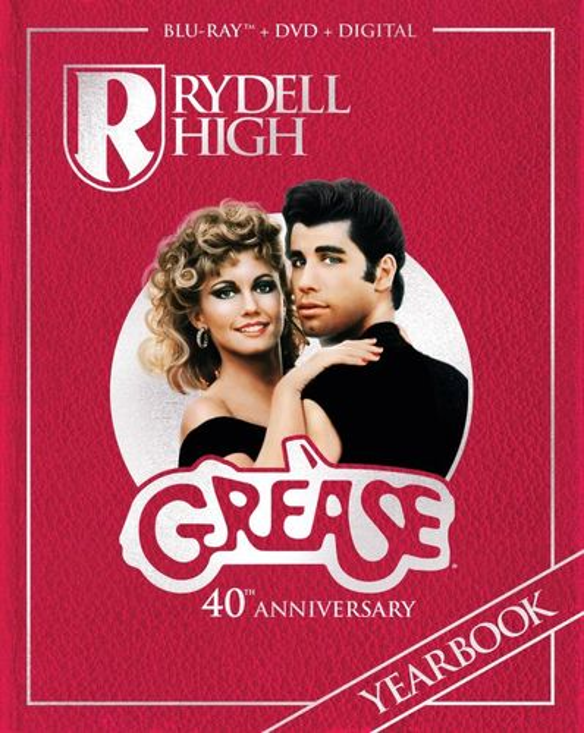 Grease [Blu-ray/DVD] [1978] 6220730