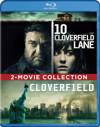 10 Cloverfield Lane/Cloverfield [Blu-ray] 6220734